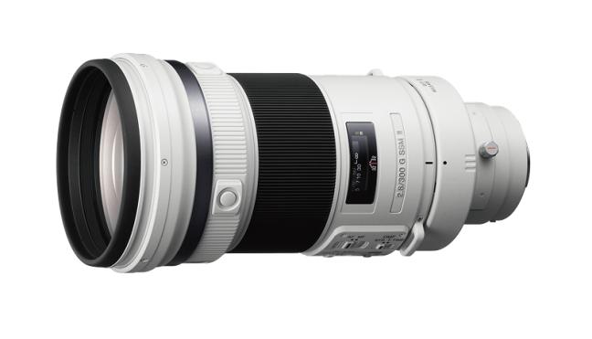 Sony 300mm F2.8 G SSM II ( SAL300F28G2 ) 01