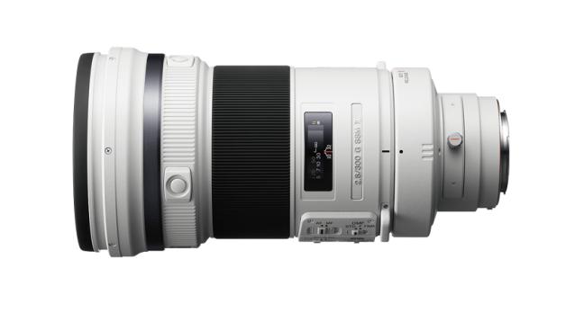 Sony 300mm F2.8 G SSM II ( SAL300F28G2 ) 02