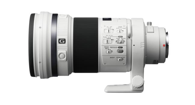 Sony 300mm F2.8 G SSM II ( SAL300F28G2 ) 03