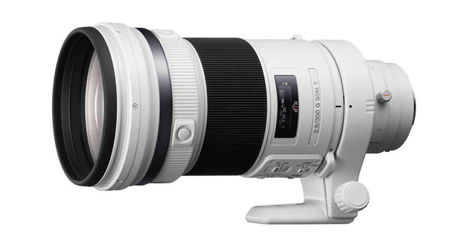 Sony 300mm F2.8 G SSM II ( SAL300F28G2 ) 04