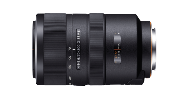 Sony 70–300mm F4.5–5.6 G SSM II ( SAL70300G2 ) 09