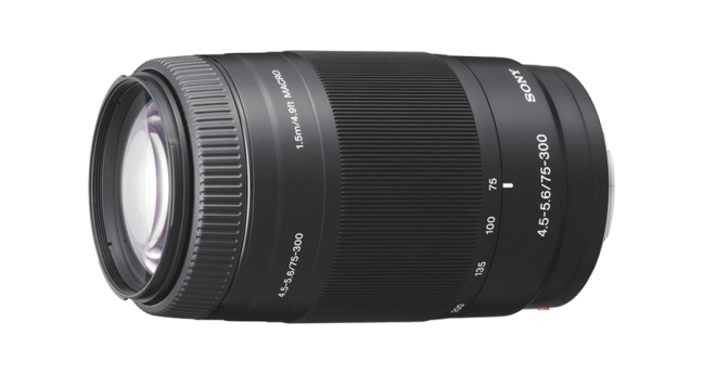 Sony 75–300mm F4.5–5.6 ( SAL75300 ) 03