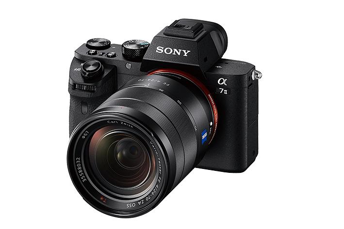 Sony Alpha 7II (ILCE-7M2) 11