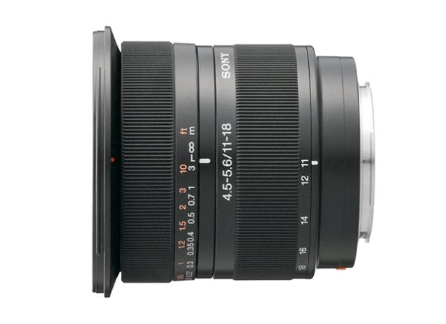 Sony DT 11–18mm F4.5–5.6 ( SAL1118 ) 02