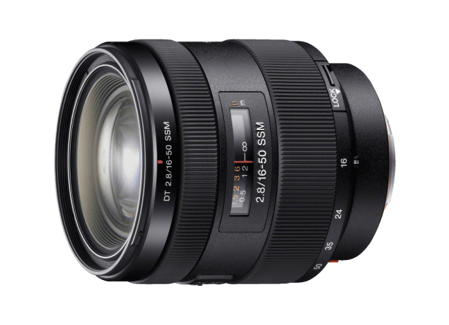 Sony DT 16–50mm F2.8 SSM ( SAL1650 ) 09