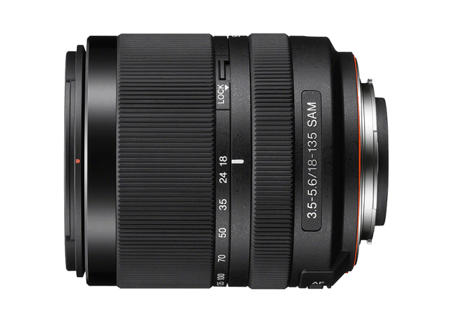 Sony DT 18–135mm F3.5–5.6 SAM ( SAL18135 ) 08