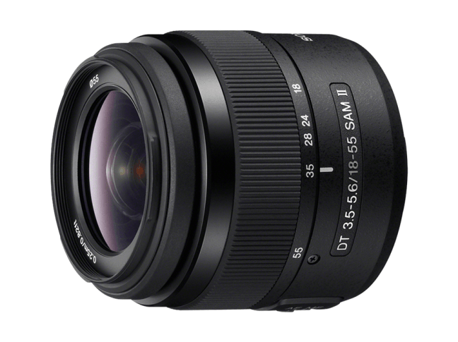 Sony DT 18–55mm F3.5–5.6 SAM II ( SAL18552 ) 07