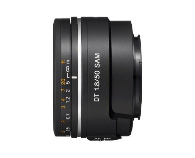 Sony DT 50mm F1.8 SAM (SAL50F18 ) 02