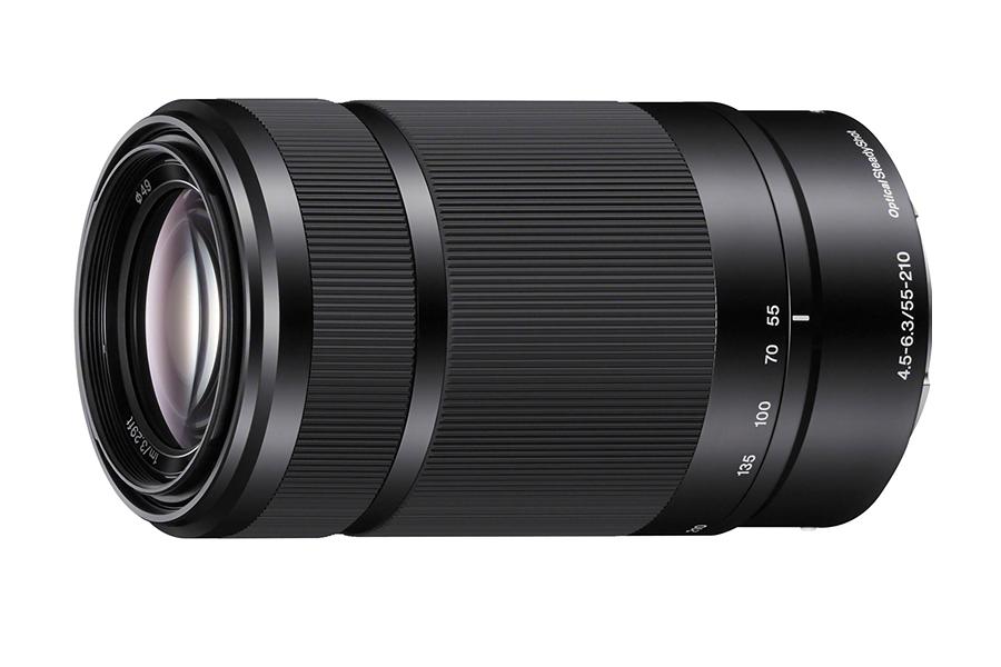 Sony E 55-210mm F4.5-6.3 OSS ( SEL55210 ) 02