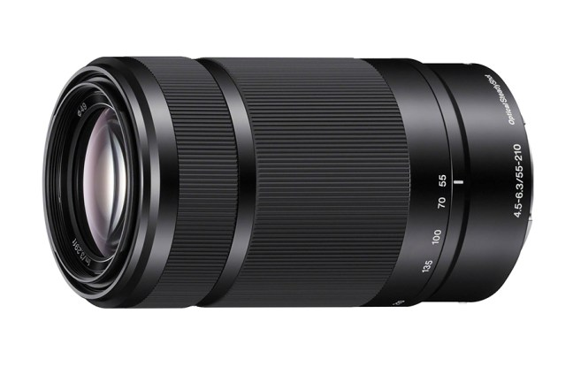 Sony E 55-210mm F4.5-6.3 OSS ( SEL55210 ) 02