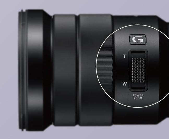 Sony E PZ 18-105mm F4 G OSS ( SELP18105G ) 02