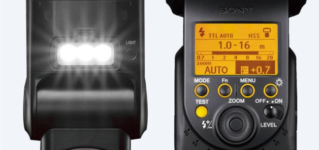 Sony HVL-F60M Flash 01