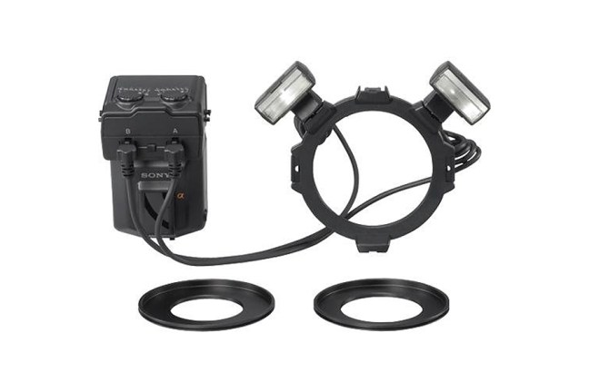 Sony HVL-MT24AM Macro Twin Flash Kit 01