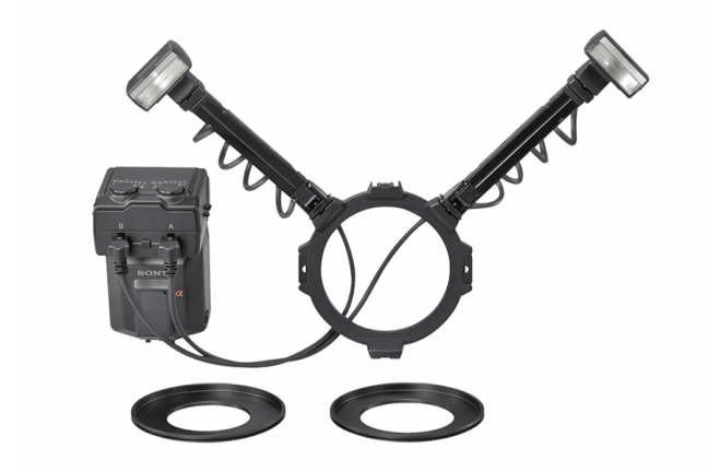 Sony HVL-MT24AM Macro Twin Flash Kit 04
