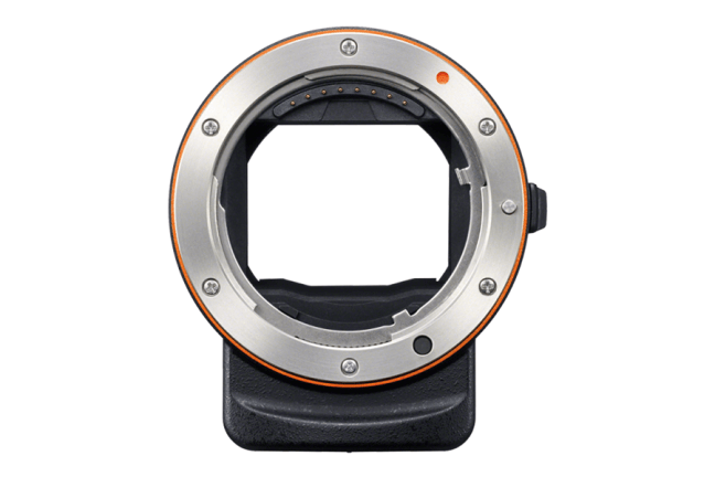Sony Mount Adaptor LA-EA3 03