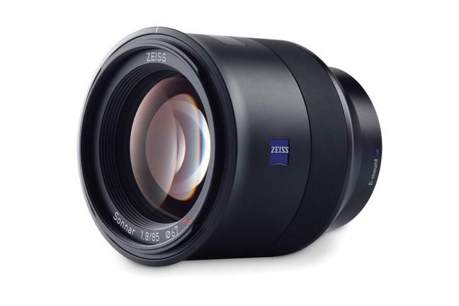 Zeiss Batis Sonnar T* 85mm f1.8 Lens 01