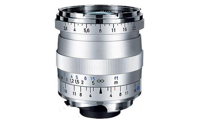 Zeiss Biogon T* 21mm f2.8 ZM Lens 04