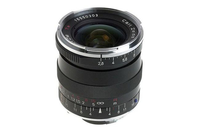 Zeiss Biogon T* 21mm f2.8 ZM Lens 07
