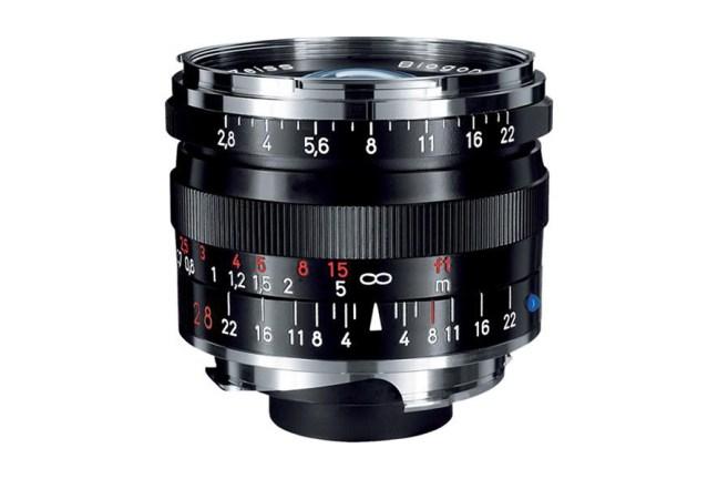 Zeiss Biogon T* 28mm f2.8 ZM Lens01