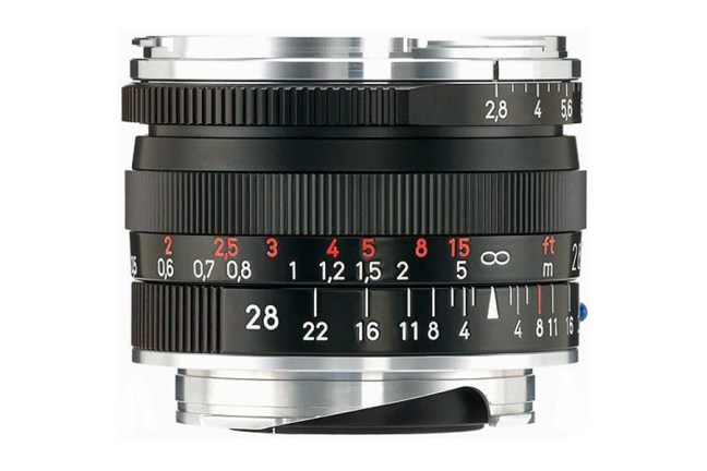 Zeiss Biogon T* 28mm f2.8 ZM Lens05
