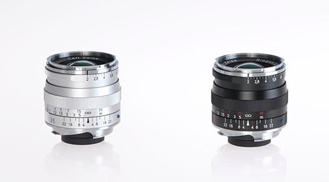 Zeiss Biogon T* 35mm f2 ZM Lens 03