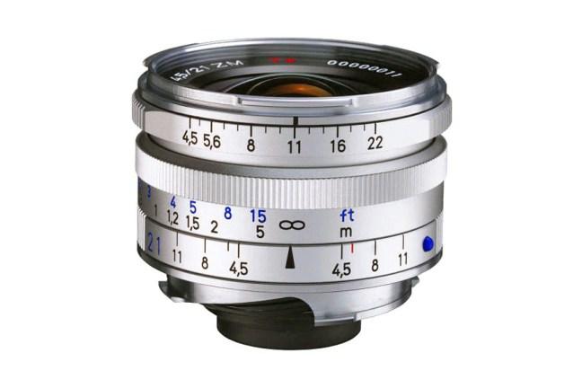 Zeiss C Biogon T* 21mm f4.5 ZM Lens 02