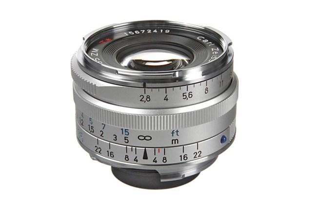 Zeiss C Biogon T* 35mm f2.8 ZM Lens 01