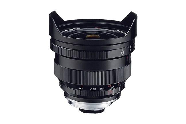 Zeiss Distagon T* 15mm f2.8 ZM Lens 01