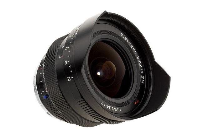 Zeiss Distagon T* 15mm f2.8 ZM Lens 07