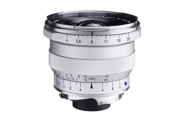 Zeiss Distagon T* 18mm f4 ZM Lens 01