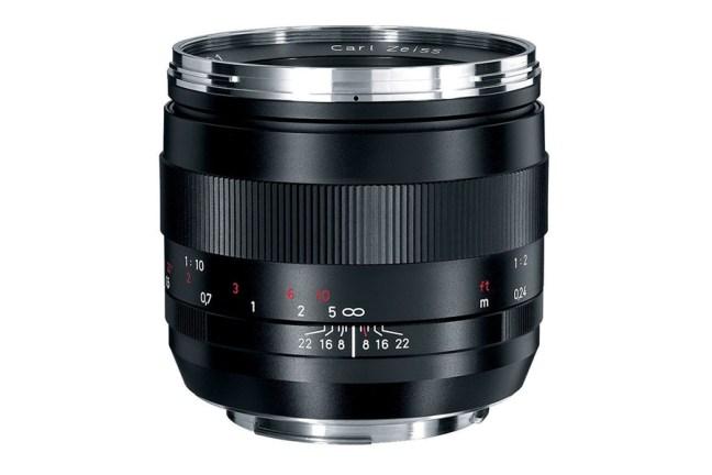 Zeiss Makro-Planar T* 50mm f2 Lens 02