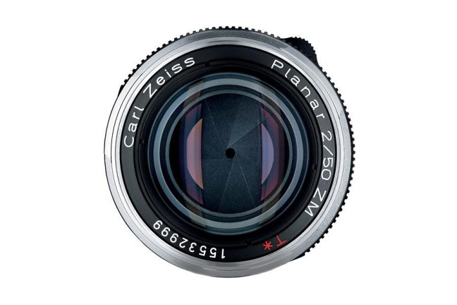 Zeiss Planar T* 50mm f2 ZM Lens 03