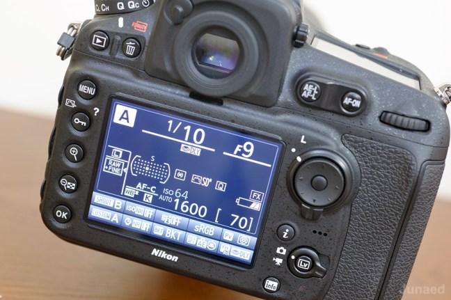 Nikon D810 12