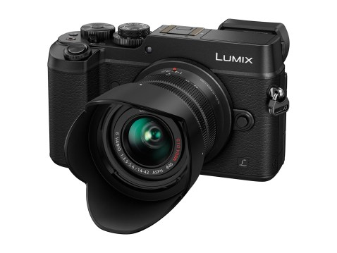 Panasonic Lumix DMC-GX8 Camera