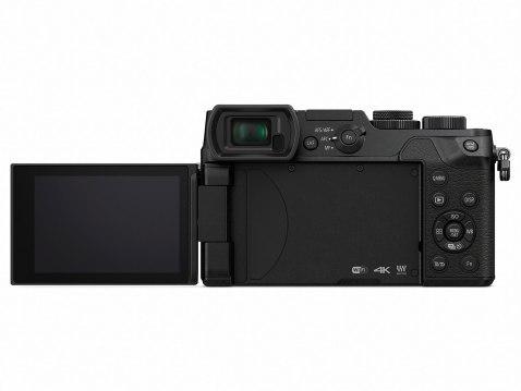 Panasonic Lumix DMC-GX8 - LCD