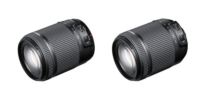 Tamron 18-200mm F3.5-6.3 Di Ⅱ VC Lens 03