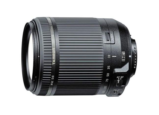 Tamron 18-200mm f:3.5-6.3 Di II VC Lens