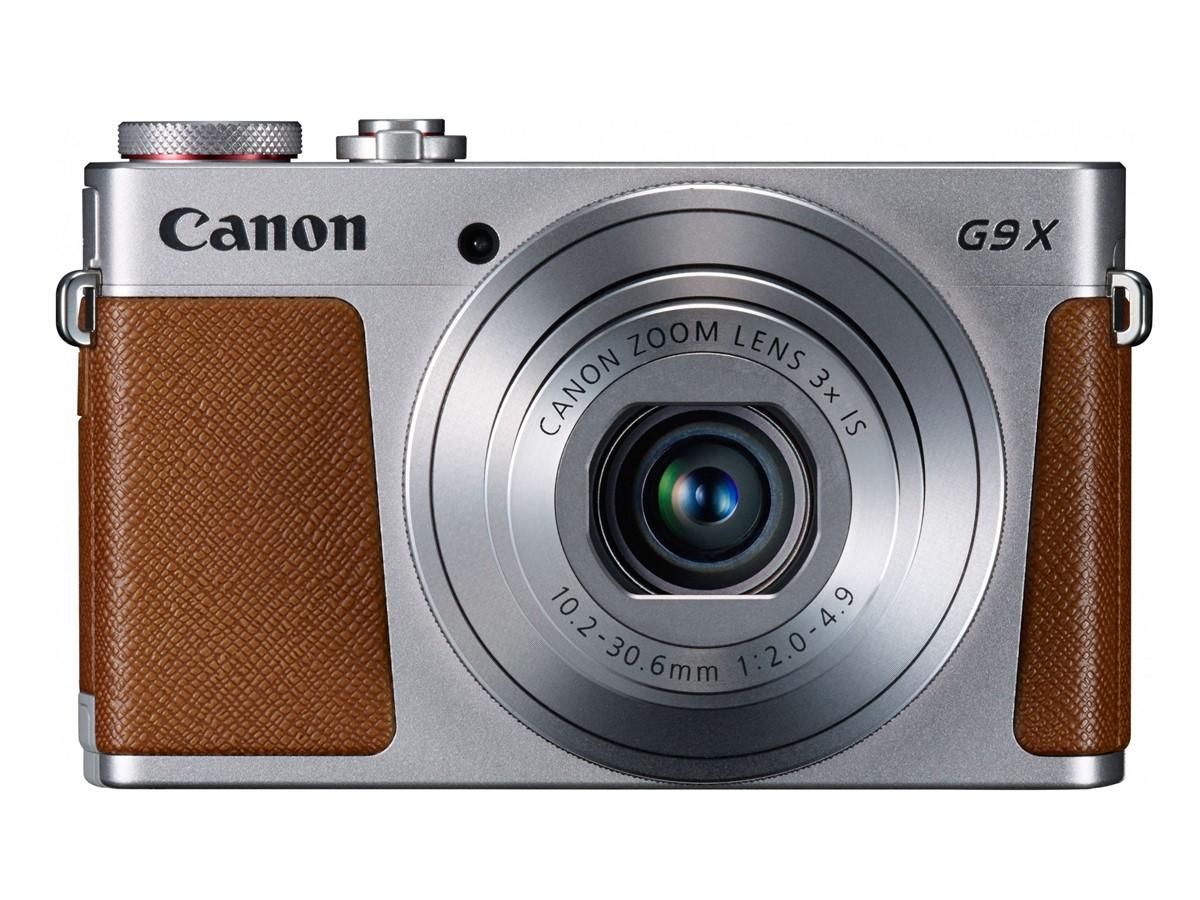 Canon Powershot G9 X - silver