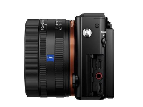 Sony Cyber-shot RX1R II - SIDE 1
