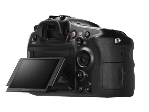 Sony Alpha a68 - LCD