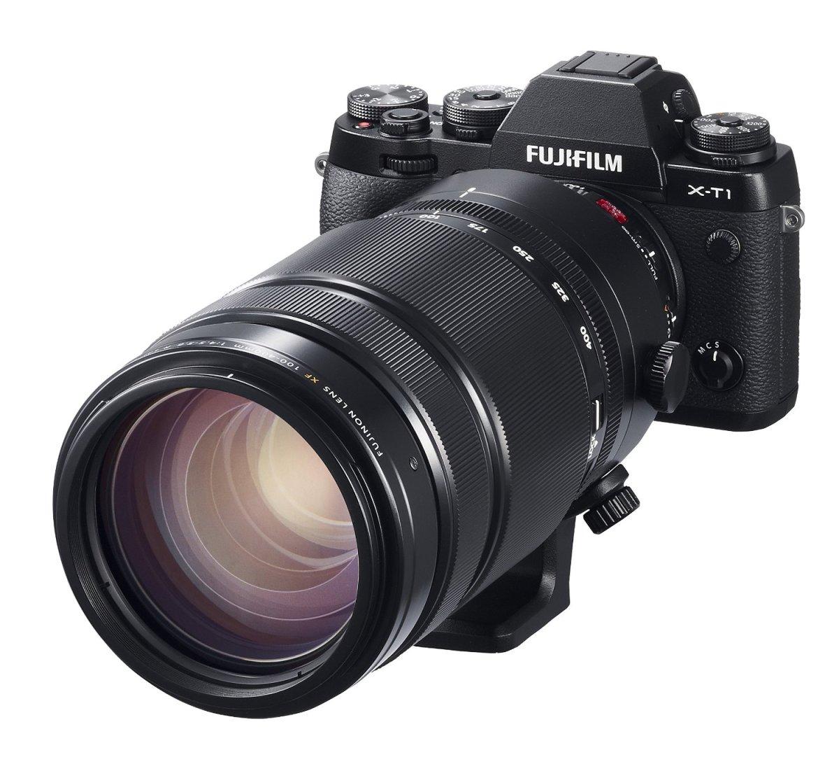 FUJINON XF100-400mm Lens