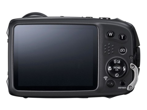 Fujifilm FinePix XP90 - Back