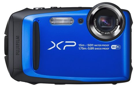 Fujifilm FinePix XP90 - Blue
