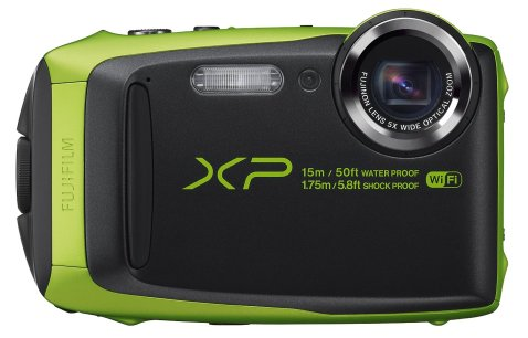 Fujifilm FinePix XP90 - Green