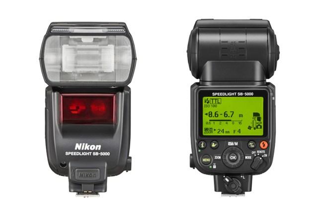Nikon Speedlight SB-5000 04