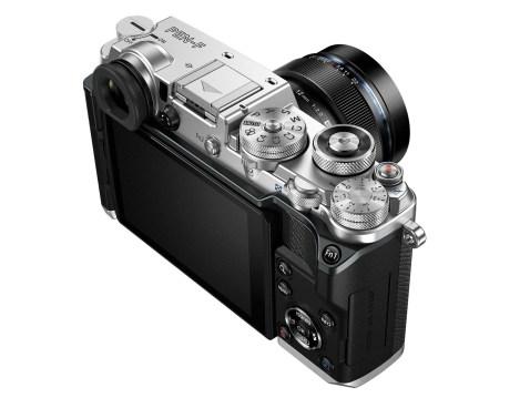 Olympus PEN-F - LCD