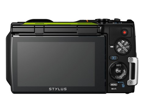 Olympus Stylus Tough TG-870 - Back