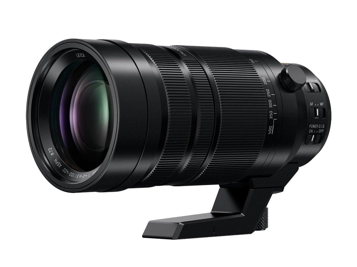 Panasonic Leica 100-400mm f:4-6.3 lens