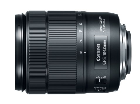 Canon EF-S 18-135mm F3.5-5.6 IS USM - Lens