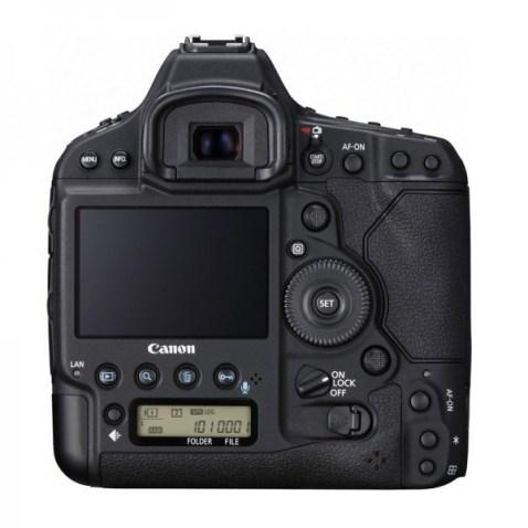 Canon EOS-1D X MARK II - Back